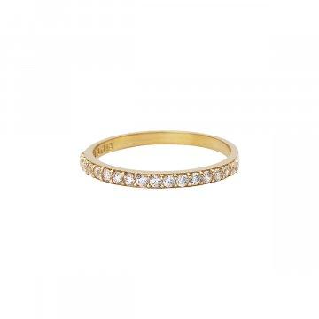 Prsten se syntetickými kameny 226-185-2567