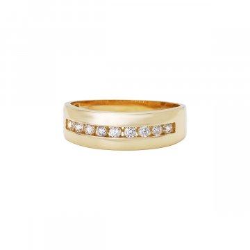 Prsten se syntetickými kameny 226-185-5014