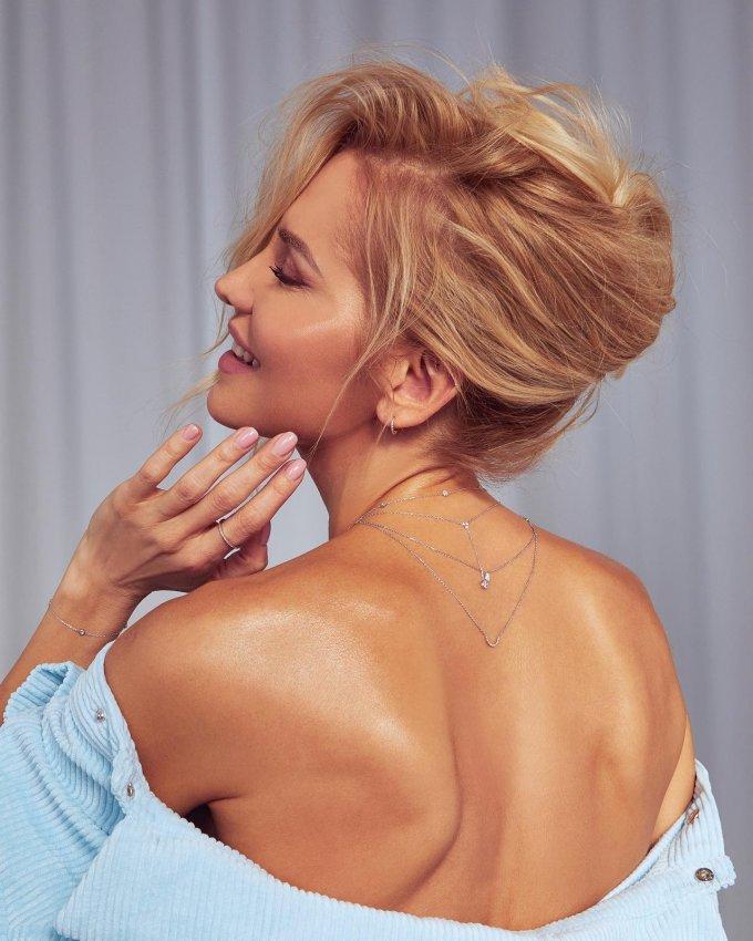 Která žena by si nepřála dostat šperk na Valentýna...🎁💍 #klenotyaurum #sperkynejsouhrich #dararolins #jewelry #valentineday #necklace #diamond #earrings #onlineshopping