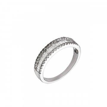 Prsten s brilianty 324-433-0249