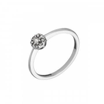 Prsten s brilianty 324-433-3154