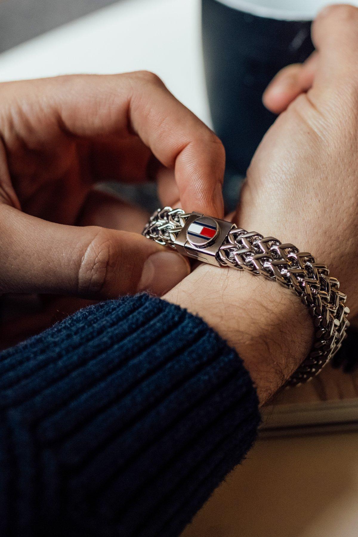 Pánske šperky Tommy Hilfiger
