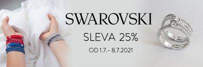 Sleva až 25% na produkty SWAROVSKI!