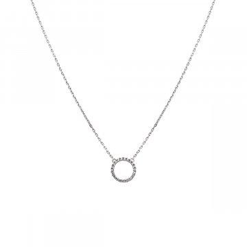 Náhrdelník se syntetickými kameny 376-308-045060