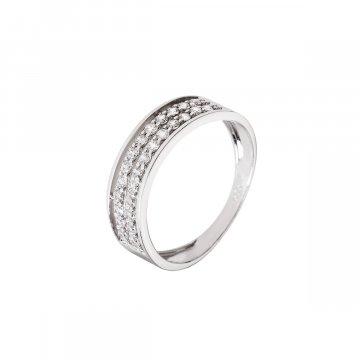 Prsten se syntetickými kameny 326-115-3685