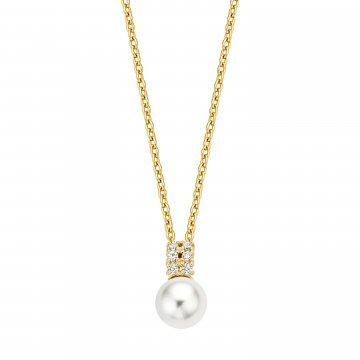 Náhrdelník s perlou 275-236-000021